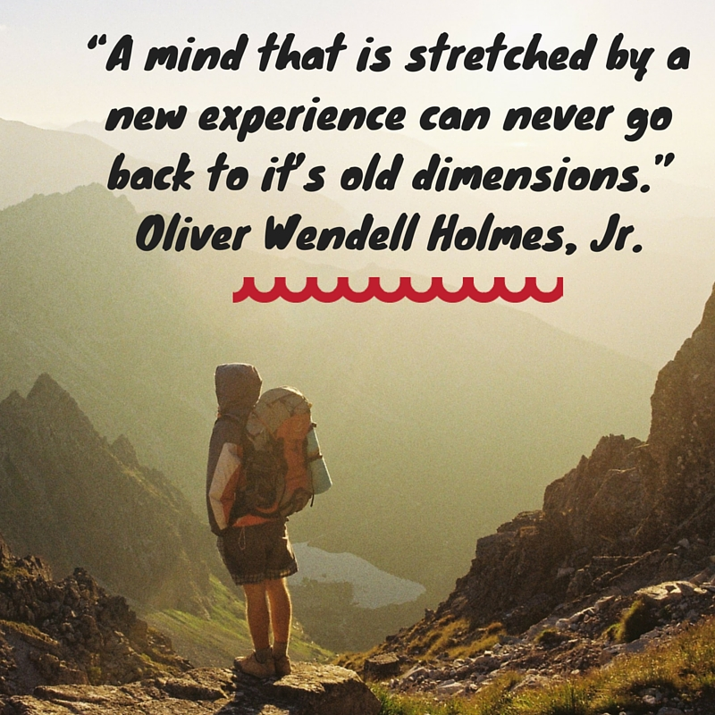 stretching your mind for greatness