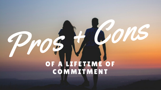 pros and cons of commitment