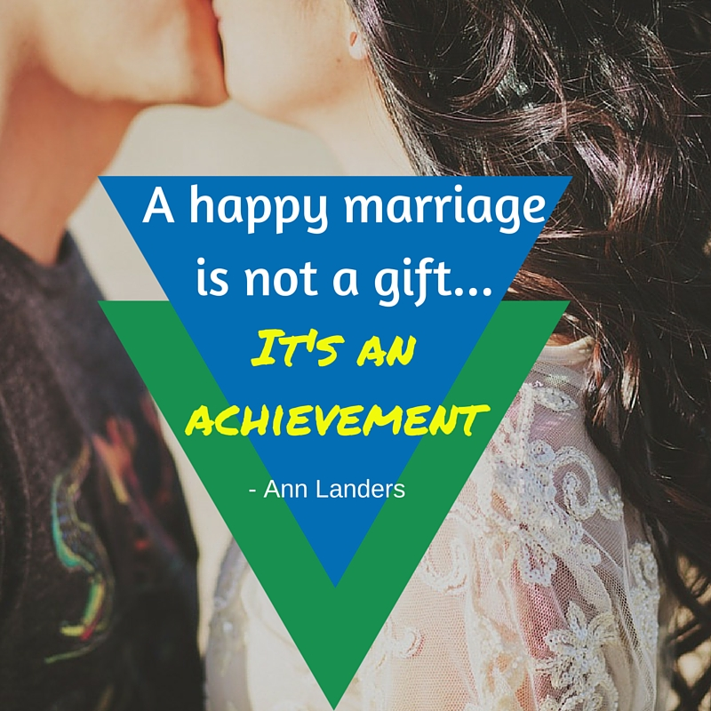 marriage achievement